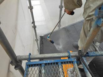 神奈川県磯子区 高圧洗浄