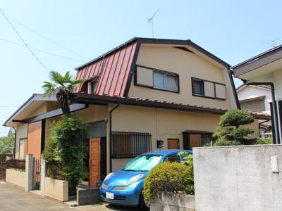 横浜市都筑区 屋根葺き替え 外壁塗装 工事完了