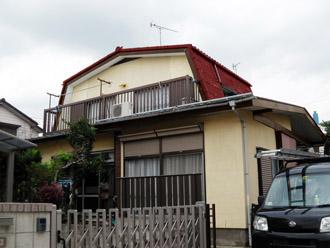 横浜市都筑区 屋根葺き替え 外壁塗装 カラーシミュレーション これまでと近いイメージ