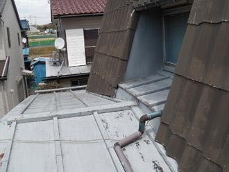 横浜市都筑区 屋根葺き替え 外壁塗装  屋根の点検