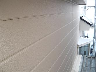 横浜市 外壁塗装 ナノコンポジットW 完工