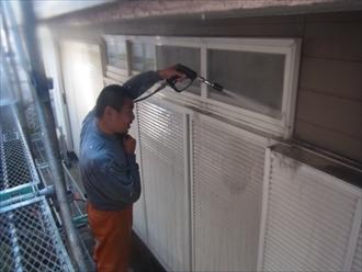 横浜市 高圧洗浄 外壁洗浄