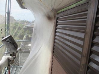 神奈川県横須賀市 屋根塗装 外壁塗装 雨戸の塗装