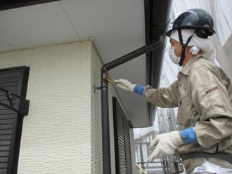 神奈川県横須賀市 屋根塗装 外壁塗装 雨樋の塗装