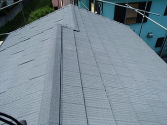 屋根葺き替え 後