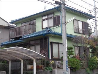 横浜市都筑区 漆喰詰め増し工事・外壁塗装工事 施工後