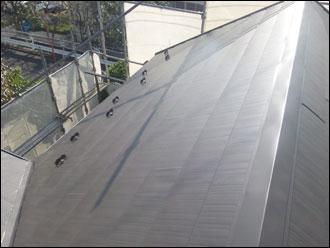 横浜市栄区 カバー工事・外壁塗装工事 施工後