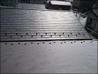 千葉市 屋根葺き替え工事 施工後