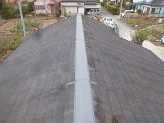 いすみ市 屋根カバー工事 雨漏り修理 施工前