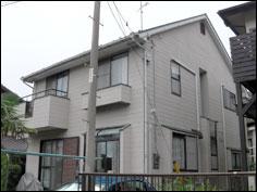 三浦郡葉山町 屋根塗装(遮熱塗料) 外壁塗装 施工前