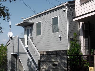 横浜市磯子区 コロニアルグラッサで屋根リフォーム、築25年の建物のメンテナンス 施工後