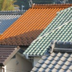 東京都大田区で屋根葺き替え 屋根葺き替え 瓦屋根から金属屋根へ