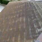 三鷹市 屋根塗装 玄関庇の補修