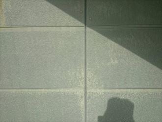 船橋市外壁塗装工事、下処理001
