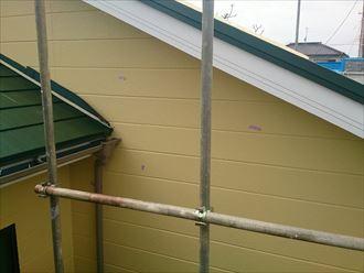 船橋市外壁塗装,屋根カバー確認002