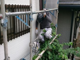 八千代市屋根カバー、外壁カバー完工確認002