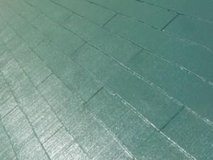 茂原市 屋根塗装 完工