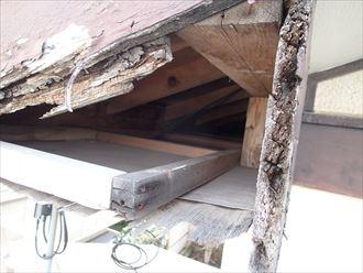 八千代市屋根、外壁カバー工事点検004