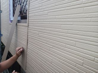 八千代市外壁カバーはりあげ005
