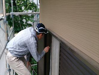 八千代市屋根カバー、外壁カバー完工確認001