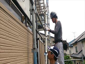 八千代市屋根カバー、外壁カバー完工確認004