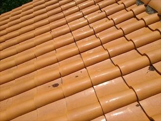 戸塚区、屋根の沈み