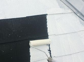 袖ケ浦市 屋根塗装 サーモアイシーラー2