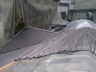 港南区、屋根の形状