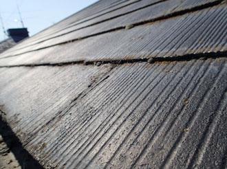 袖ケ浦市 調査 屋根の状態