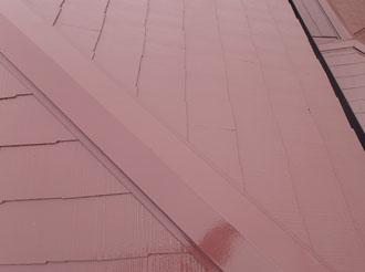 袖ケ浦市 屋根塗装 完工1
