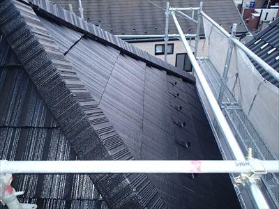 ミズタニ水系カスタムシリコンの黒で塗装