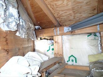 鎌ヶ谷市雨漏り点検、工事002