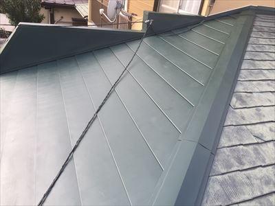 ニチハ,ガルバリウム鋼板,横暖ルーフきわみ,グリーン