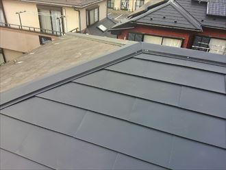 部分葺き替え後の屋根イメージ