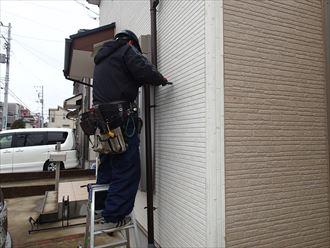 船橋市樋破損補修工事010