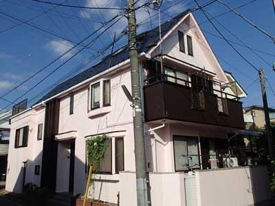 屋根塗装、外壁塗装、板金工事、ベランダ防水工事 アフター