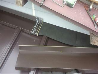 船橋市瓦棒カバー工事004