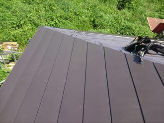 屋根カバー,ガルバリウム