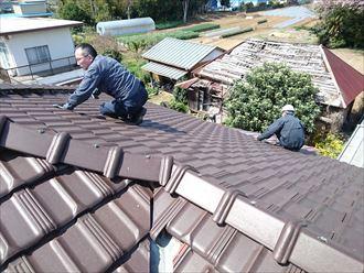火災保険,適用,調査,屋根,雨漏り