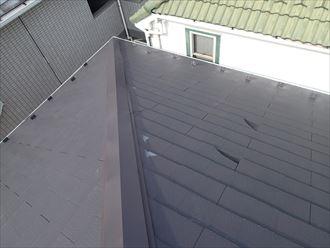 棟板金,屋根材