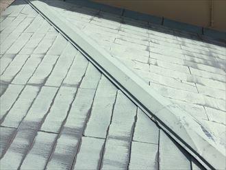 棟板金,飛散,貫板,スレート