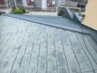 既存,屋根,スレート,カバー