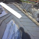 屋根カバー工法,撤去