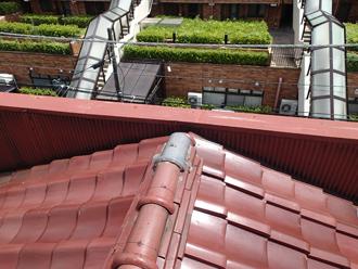 瓦屋根のパペラット