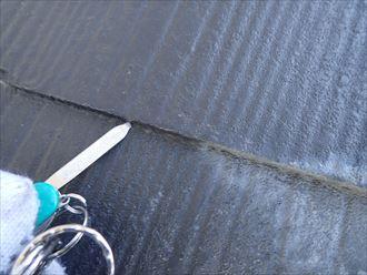 屋根,縁切り