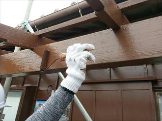 木板,塗装