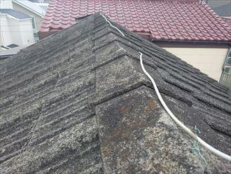 屋根葺き替え,雨漏り