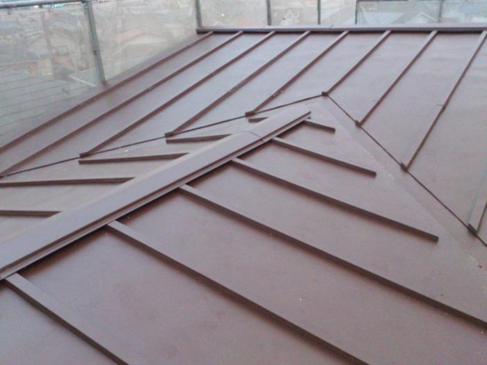 荒川区 屋根葺き替え工事 完了