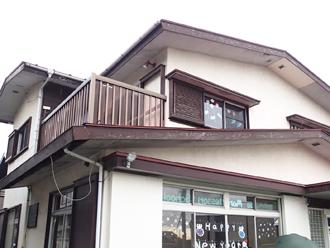墨田区 屋根カバー工法前点検