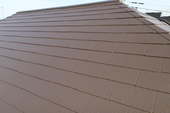 江戸川区 屋根塗装 完了